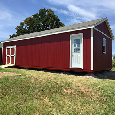 Advantages of LP Prostruct Flooring for Your Shed in Azle