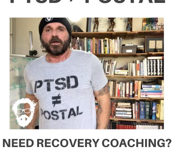 PTSD DOES NOT EQUAL POSTAL Azle